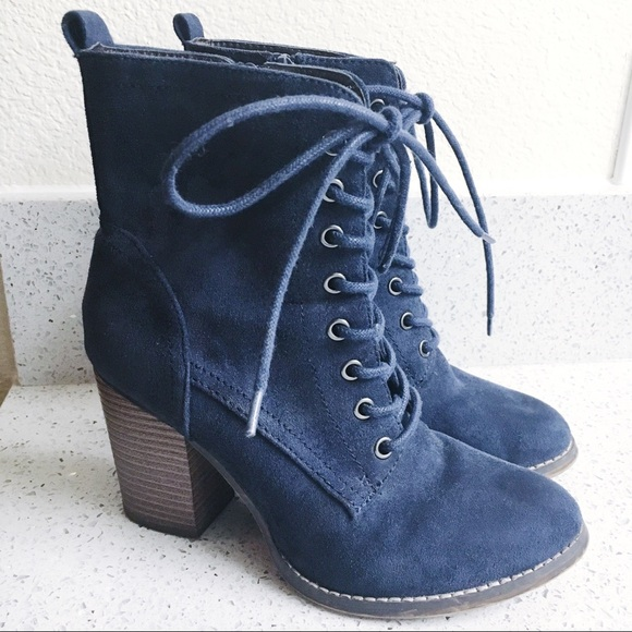 Candie's High Heel Ankle Boots